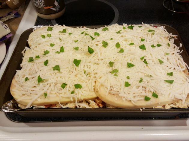 Eggplant lasagna - dairy free