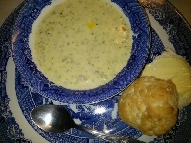 Mama's Broccoli Cauliflower Soup