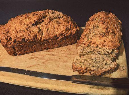 Eleanor's Zucchini Bread