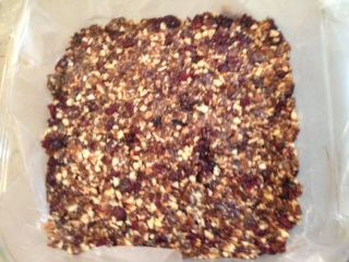 Energy Snack Bar Recipe