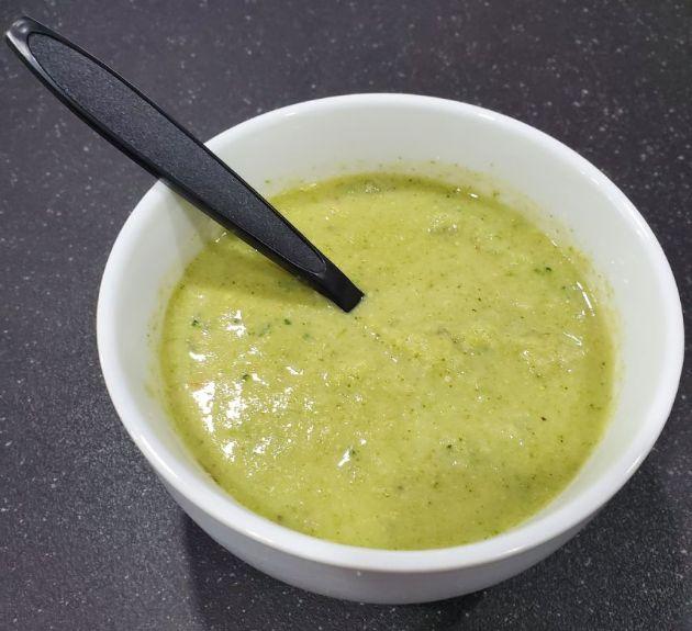 Fat Free Broccoli Soup
