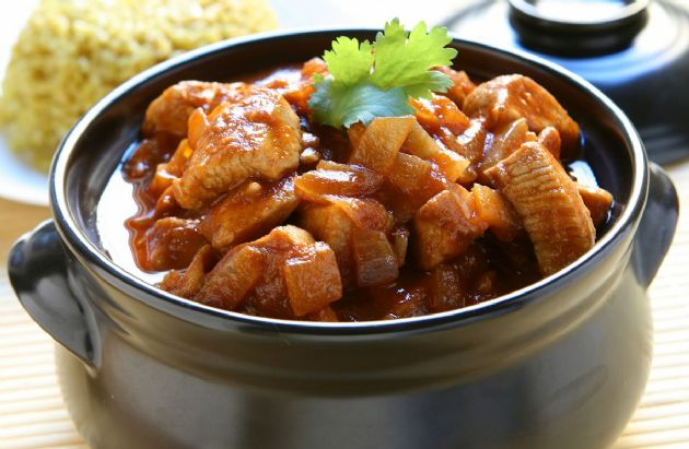 Ferbers authentic chicken vindaloo recipe sparkrecipes ferbers authentic chicken vindaloo forumfinder Image collections