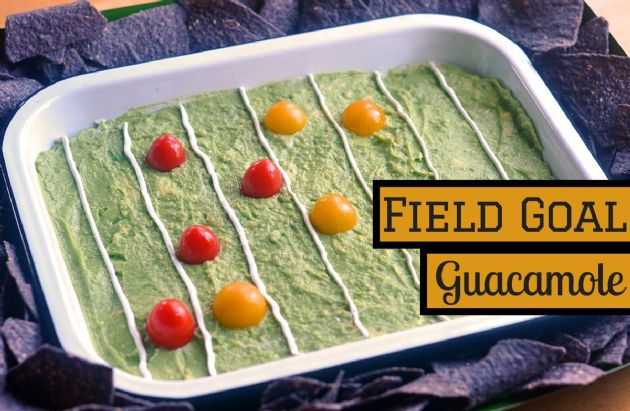 Field Goal Guacamole