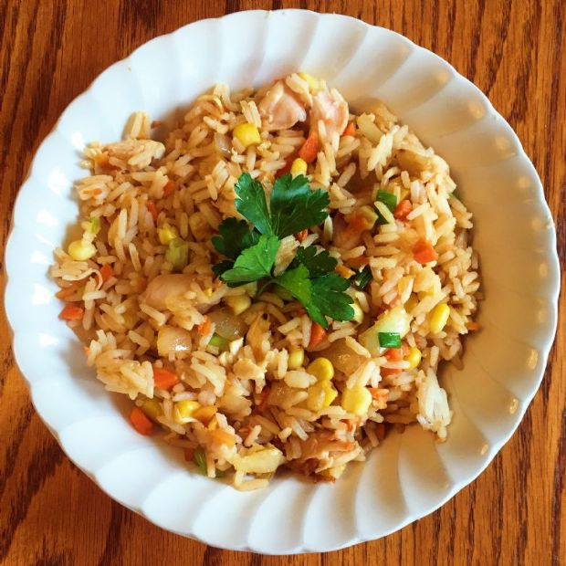 Fried and True: Chicken Fried Rice