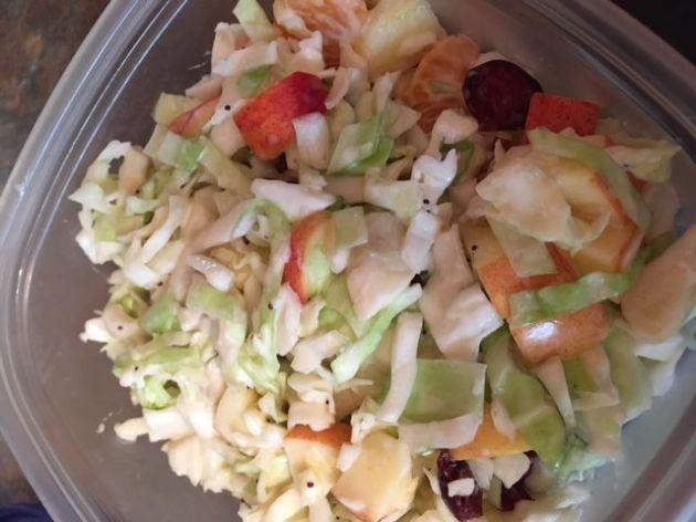 Fruited Coleslaw
