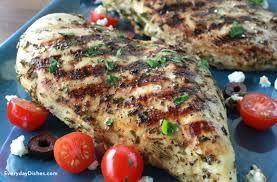 Greek Marinade for  Chicken Breast