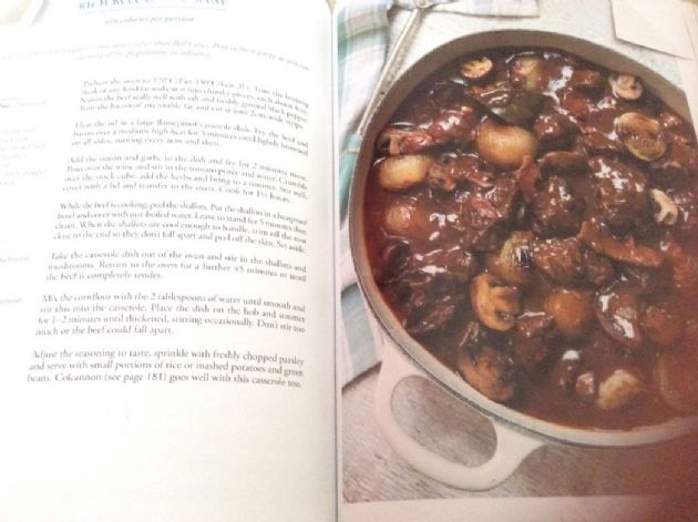 Hairy Dieters Rich Beef In Red Wine