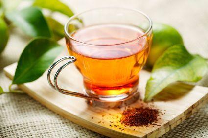 Half & Half Oolong Tea
