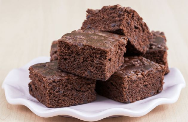 High Fiber Brownies Recipe Sparkrecipes
