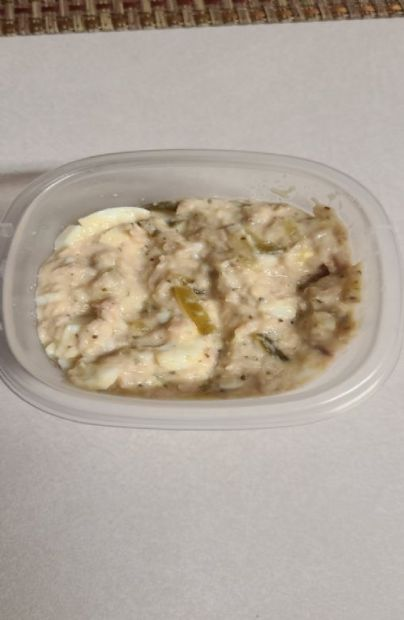 Homemade Tuna Salad