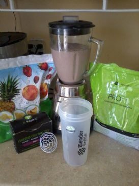 It Works Protein Berry Smoothie Meal Replacement