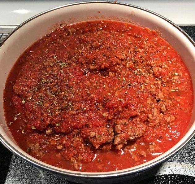 Italian Tomato Sauce by T