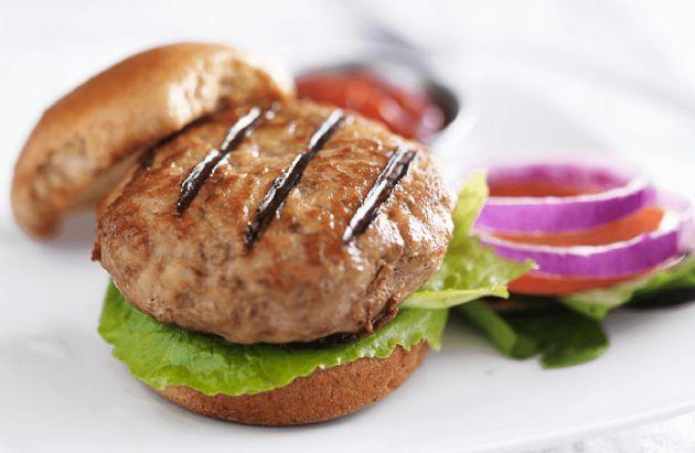 Jeff's Ultimate Turkey Burger