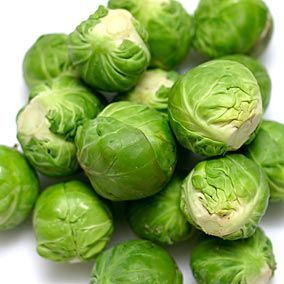 Kathleen's Brussel Sprout/Leek Bake