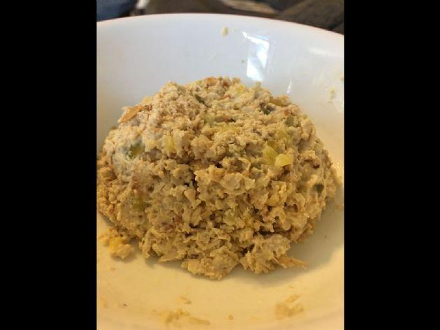 Kat's Low Carb Chicken Salad