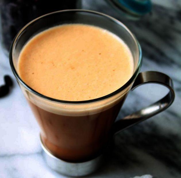 Keto Dark Chocolate Bulletproof Coffee
