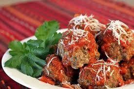 Keto Italian meatballs slow cooker