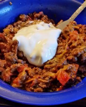 Keto Taco Chili Recipe