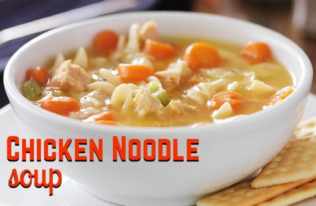 Kitchen basics chicken noodle soup recipe sparkrecipes kitchen basics chicken noodle soup forumfinder Images
