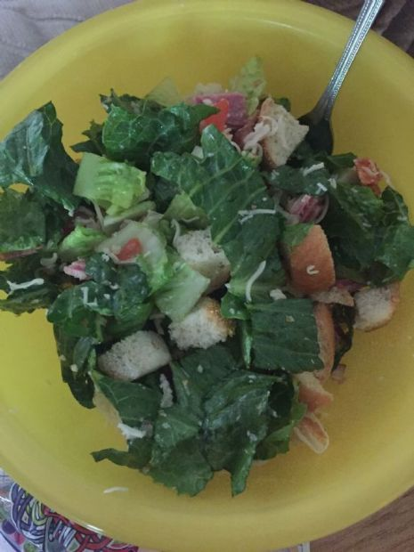 Little Kings Hoagie Salad