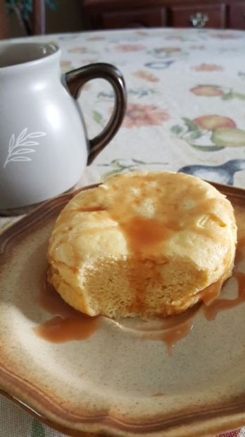 Low Carb Breakfast Flan