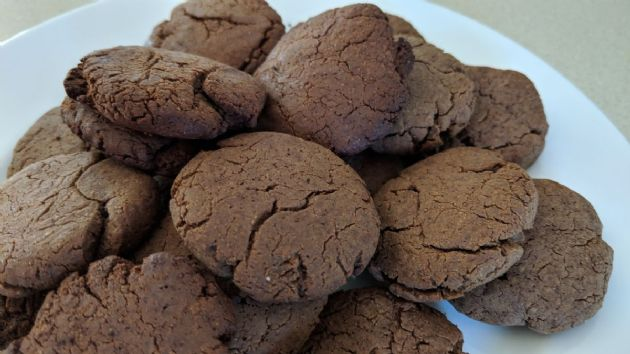 Low Carb Chocolate Brownie Cookie