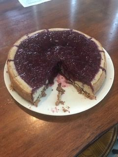 Low-Carb Vegan Cheese Cake