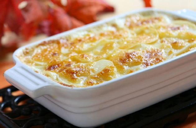 Low cholesterol scalloped potatoes recipe sparkrecipes low cholesterol scalloped potatoes recipe forumfinder Gallery
