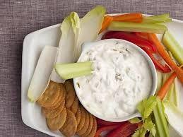 Low Fat Chip Dip (Lipton Onion Soup Dip)