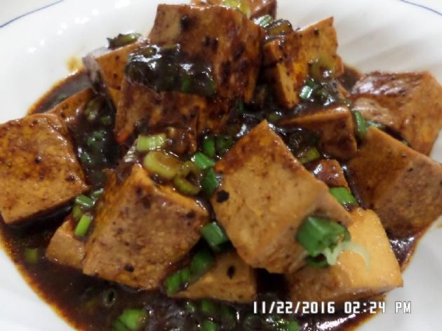 Mabo Tofu (Super Firm Cube Tofu)