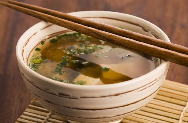 Mighty Miso Soup RECIPE