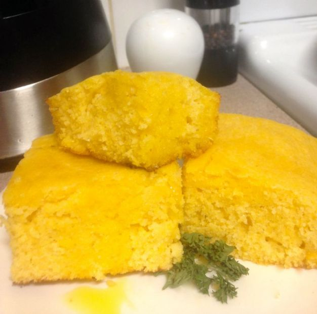 Mumzy's Lowfat Corn Bread
