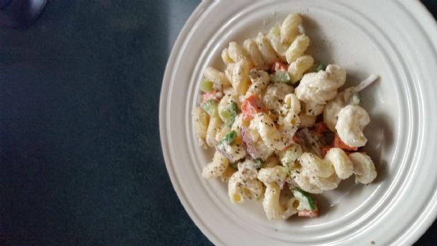 Natalie's Tuna Pasta Salad