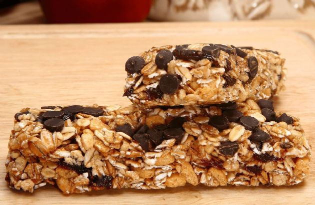 No-Bake Protein Bars