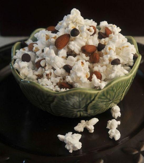 Nutty Choco Popcorn