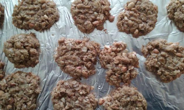 Oatmeal Peanut Butter Cookie