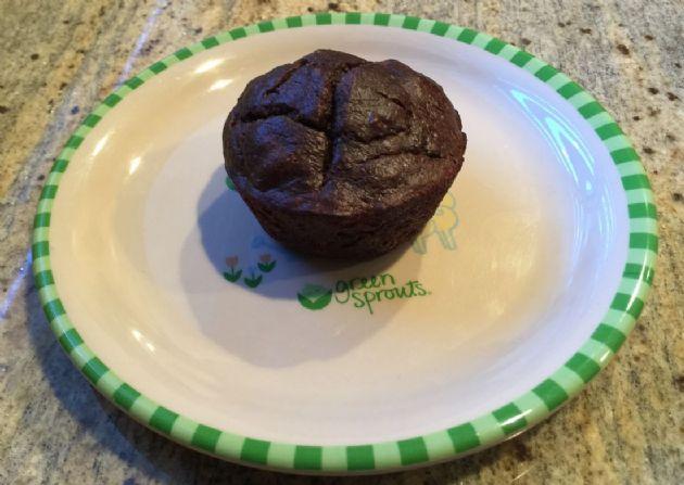 Paleo Chocolate Chocolate Chip Muffins