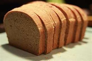 Perfect Whole Wheat Bread, altered Lean & Free