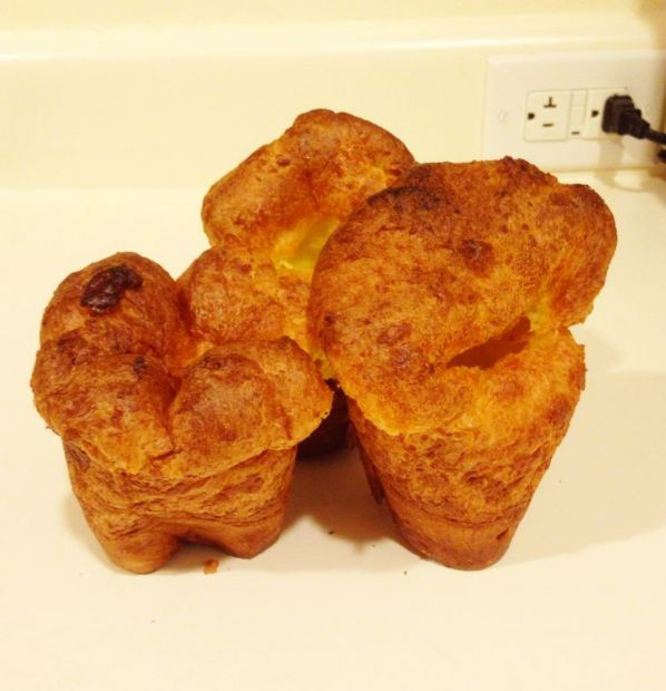 Popovers or Yorkshire Pudding