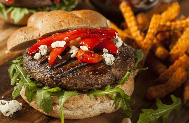 Portobello Burgers RECIPE