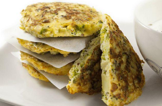 Potato-Zucchini Pancakes