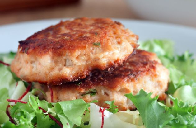 Canned Crab Fish Cake Recipe
