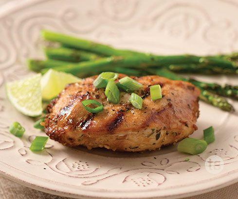 Savory Shallot Tarragon Chicken Recipe