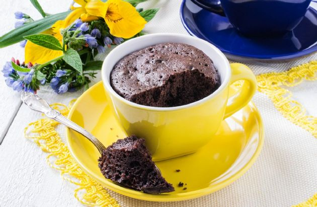 Single-Serving Chocolate Brownie