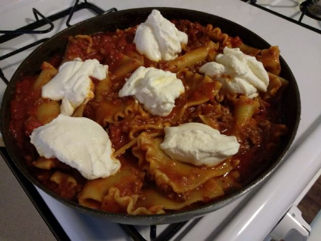 recipe: skillet lasagna cooks illustrated [7]