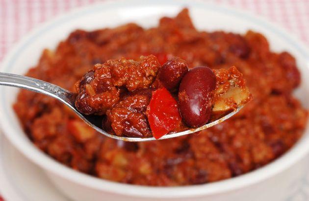 Slow Cook Turkey Chili