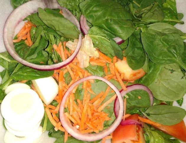 Smoke House BBQ Grilled Chicken Salad