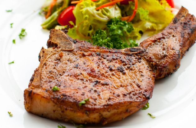 Southwestern Grilled Pork Tenderloin RECIPE