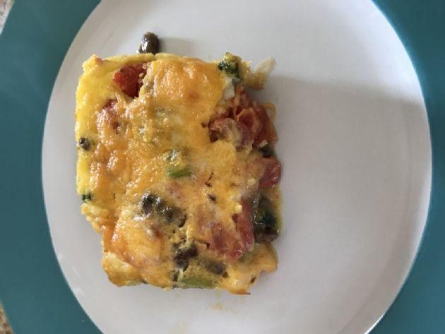 SparkPeople Inspired Breakfast Bake by justdoinme2018