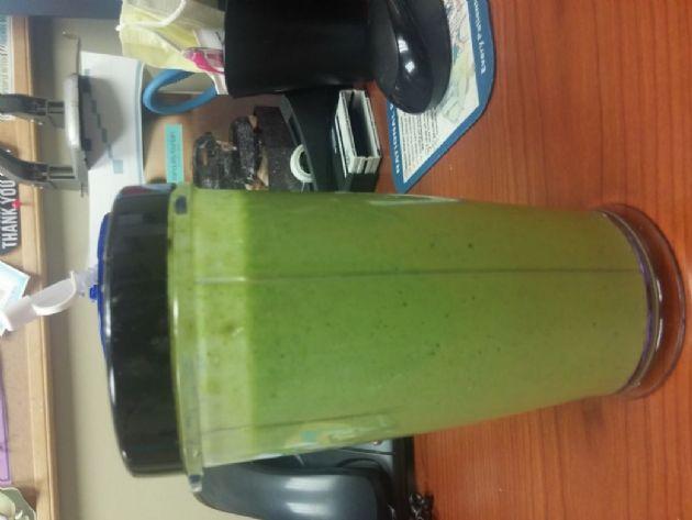Spinach Mango Smoothie